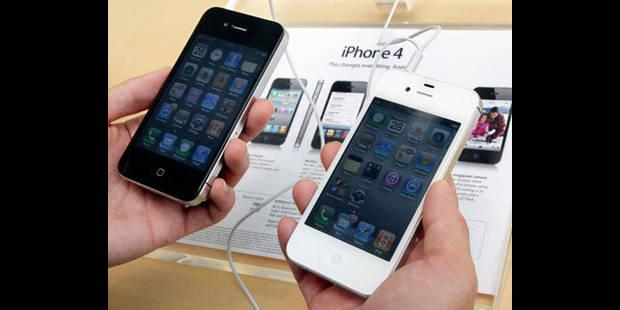 Telenet décroche l'iPhone 4 - La DH