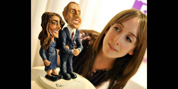 70% des Britanniques peu enthousiastes par le mariage du siècle - La DH