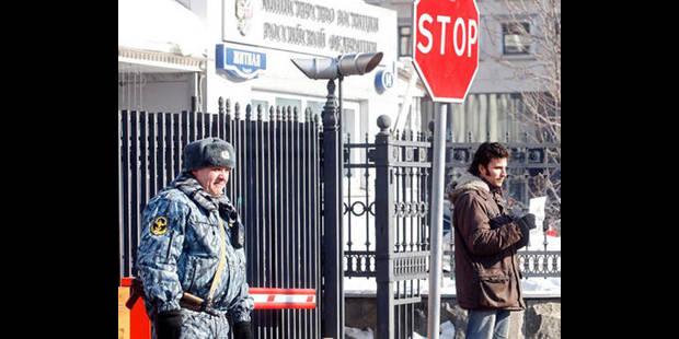 La police de Volograd a arrêté un homme recherché pour meurtres en Belgique - La DH