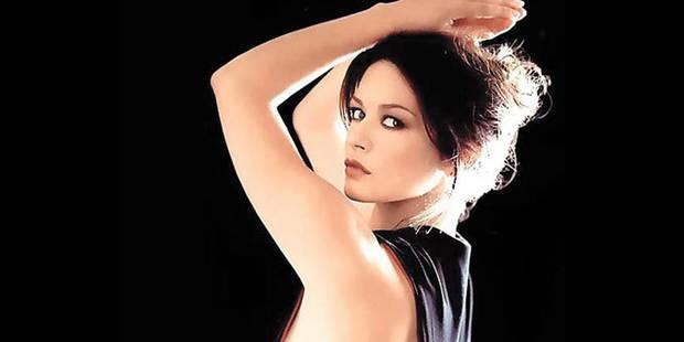 Catherine Zeta-Jones n'a pas honte - La DH