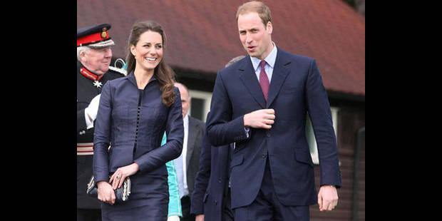 Kate et William, espoirs de la monarchie Britannique - La DH
