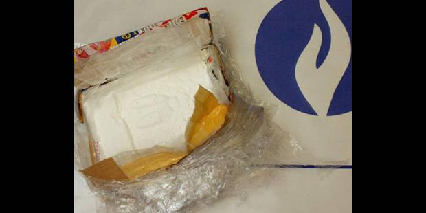 Démantèlement d'une bande belgo-néerlandaise et saisie d'une centaine de kilos de drogue - La DH