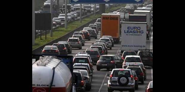 Le trafic de nuit sur le ring de Bruxelles perturbé jusque jeudi - La DH