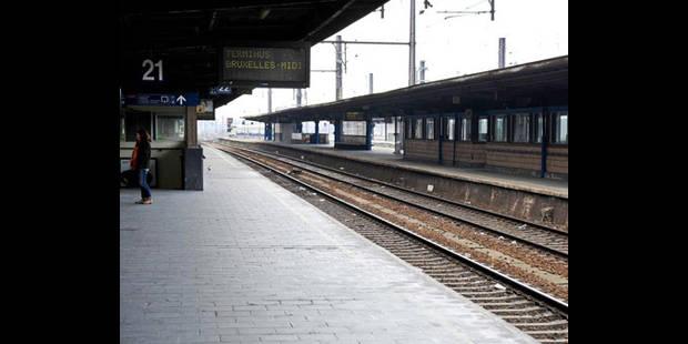 La SNCB supprime des trains en heure de pointe pour fluidifier le trafic Nord-Midi - La DH