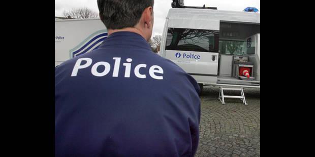 Le malfrat abattu par la police à Anderlues a été repéré par de fausses plaques - La DH