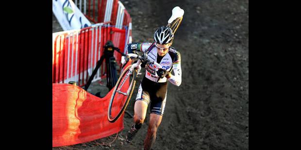 Coupe du Monde de cyclo-cross - La DH
