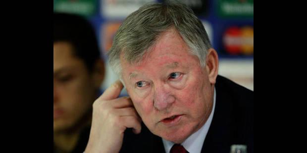 Angleterre - De Laet rappelé à Manchester United par un Alex Fergusson fâché sur Preston - La DH