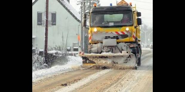 La circulation reste difficile dans certains villages du Hainaut - La DH