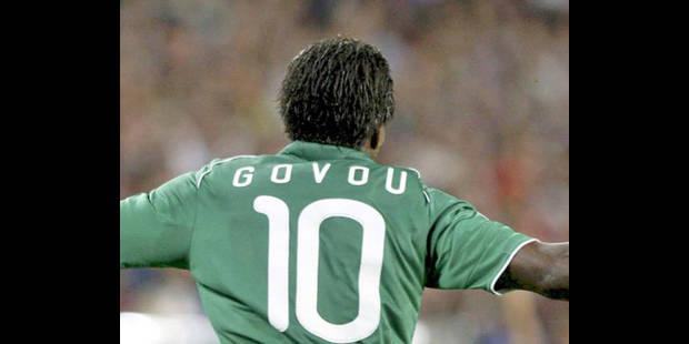 Govou n'est pas venu braquer... il joue pour 1050 euros par mois - La DH