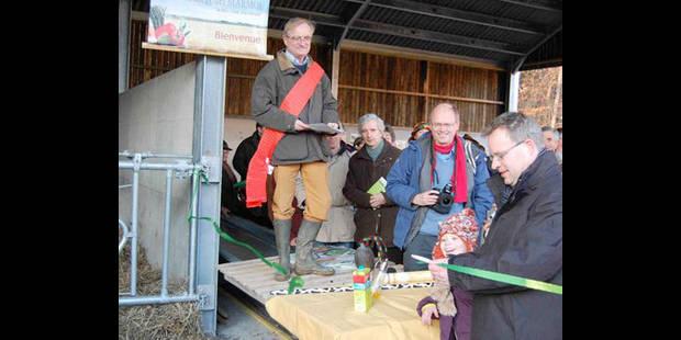Sart-Biez possède sa ferme bio - La DH