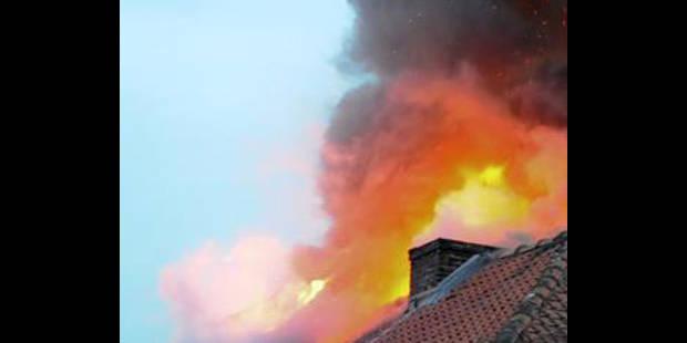Plusieurs incendies volontaires allumés à Seraing et Saint-Nicolas - La DH
