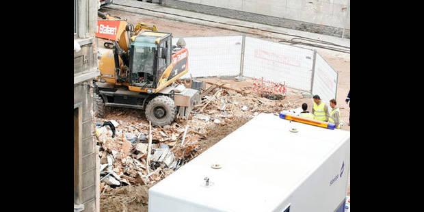 "Explosion à Schaerbeek : Sibelga ""confiant et rassuré"" - La DH"