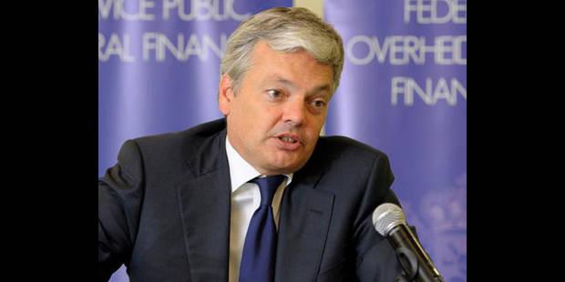 """Reynders: """"Le nouveau système de supervision financière est historique"""" - La DH"""