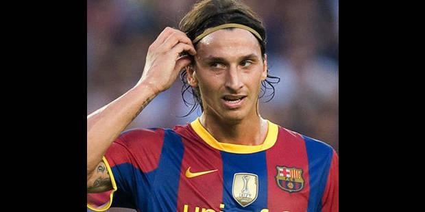 Mercato: Ibrahimovic quitte Barcelone et va s'engager 4 ans à l'AC Milan - La DH