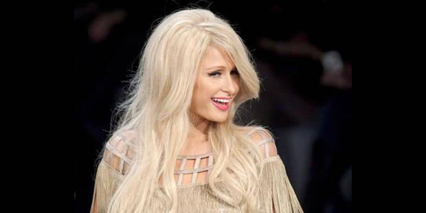 Paris Hilton inculpée - La DH