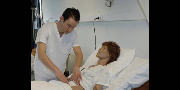 L'armée admet manquer d'infirmiers, mais assure prendre des mesures - La DH