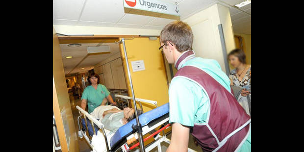 Les urgences regroupées sur deux sites - La DH