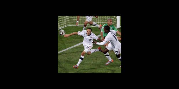 USA et Angleterre qualifiés - La DH