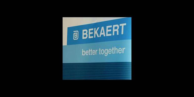 Le baron Jean-Charles Velge, président honoraire du groupe Bekaert, est décédé - La DH