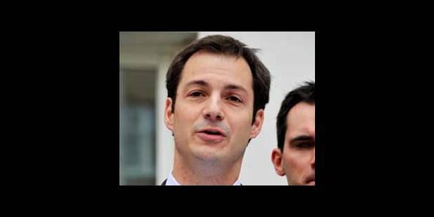 L'Open VLD plaide pour la suppression du Sénat - La DH