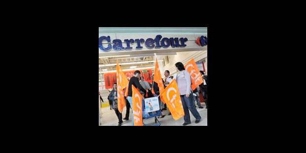 Carrefour: la grève nationale aura lieu vendredi - La DH