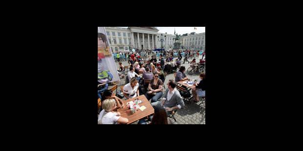 Crise ou pas, Bruxelles fêtera l'Iris pour continuer à s'affirmer - La DH