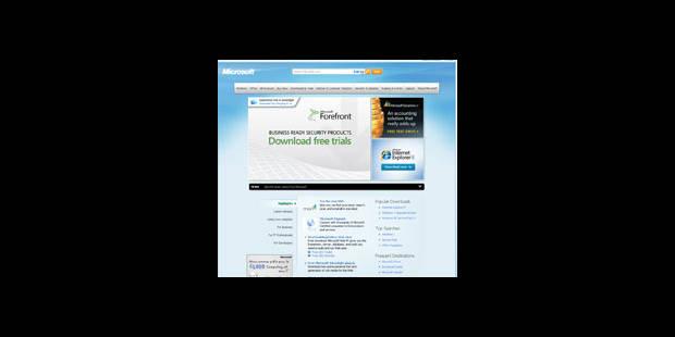 """Faille d'Internet explorer: Microsoft diffuse un """"patch"""" d'urgence - La DH"""