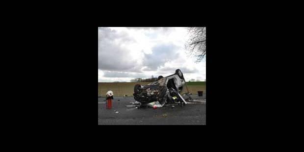 Edmond meurt dans un terrible crash - La DH