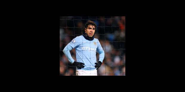 Tevez devrait être de retour face à Chelsea - La DH