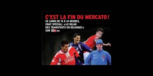 Le journal du Mercato (01/02) - La DH