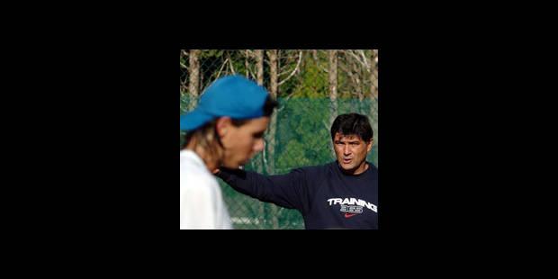 L'entraîneur de Nadal s'inquiète pour sa blessure - La DH