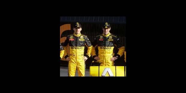 Vitaly Petrov, deuxième pilote de Renault - La DH