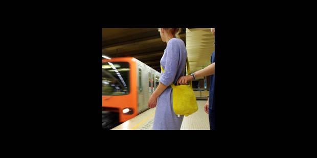 Agressée au métro Maelbeek - La DH