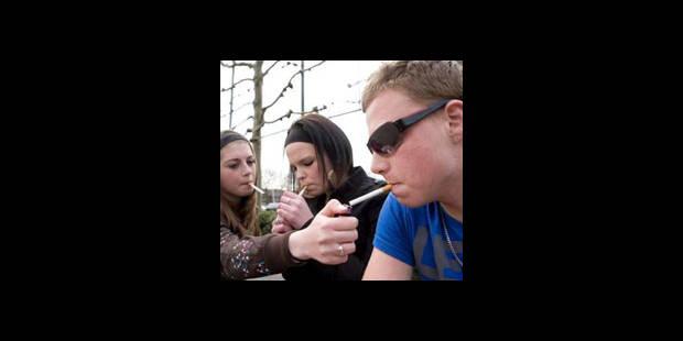 Moins de jeunes fumeurs mais ils fument beaucoup plus - La DH