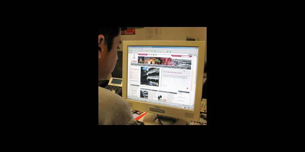 Liège: un   site internet plus moderne - La DH