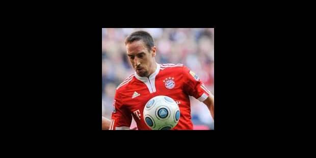 Chelsea prêt à débourser 50 millions pour Ribéry - La DH