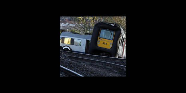 Accident gare de Mons: trafic ferroviaire redevenu normal - La DH