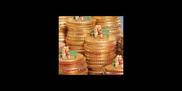 Solution pour 52.000 pensions - La DH