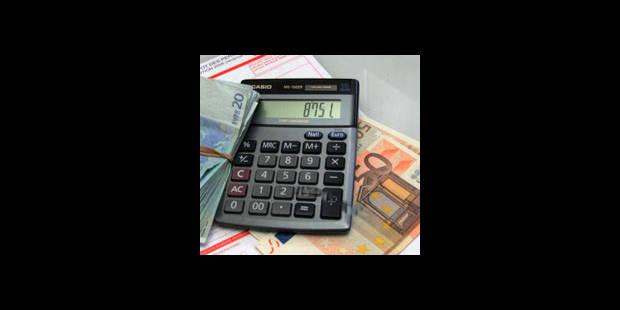 Près de 3 millions de Belges ne doivent pas payer d'impôt - La DH