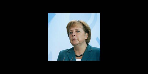Angela est au top - La DH