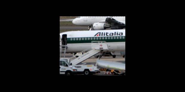 Alitalia vient en aide aux passagers bloqués à cause de MyAir - La DH