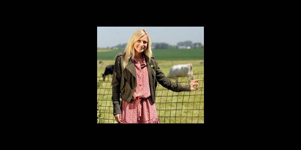 """""""Je pourrais très bien tomber amoureuse d'un agriculteur"""" - La DH"""