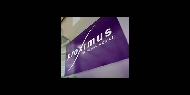 Proximus fait appel de la décision du Conseil de la concurrence - La DH