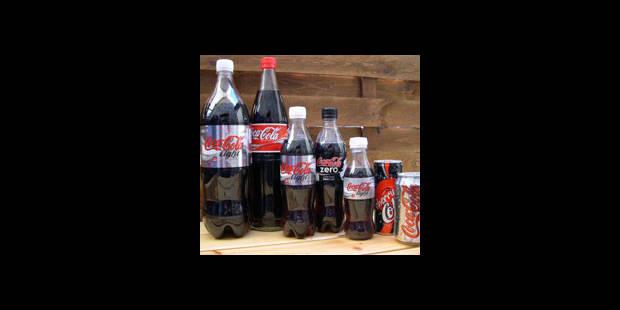 Boire trop de colas sucrés peut causer de sérieux problèmes musculaires - La DH