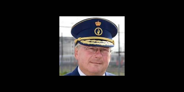 De Gucht met des entraves à Koekelberg - La DH