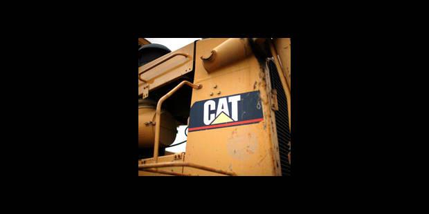 Caterpillar supprime 20.000 emplois dans le monde - La DH