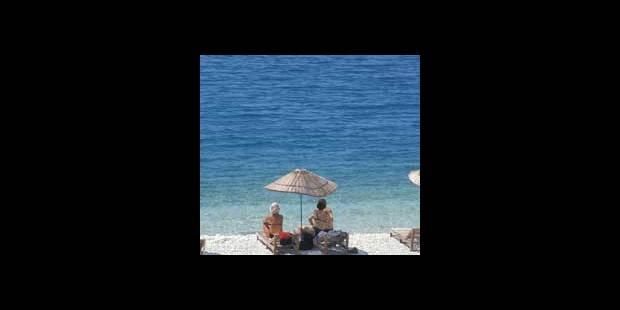 Otages en vacances - La DH