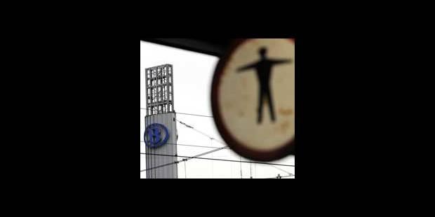 La SNCB victime du vandalisme - La DH