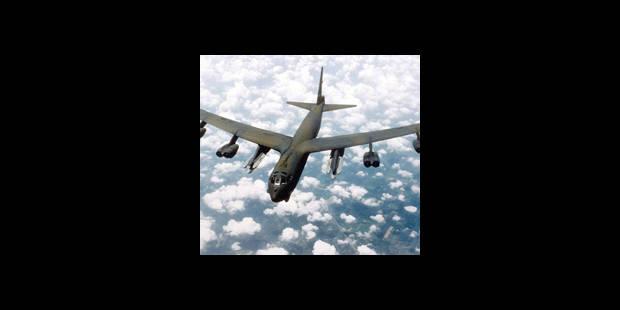 Un bombardier américain B-52 s'écrase près de l'île de Guam - La DH