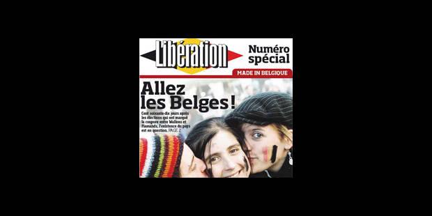 Libé est Made in Belgique - La DH